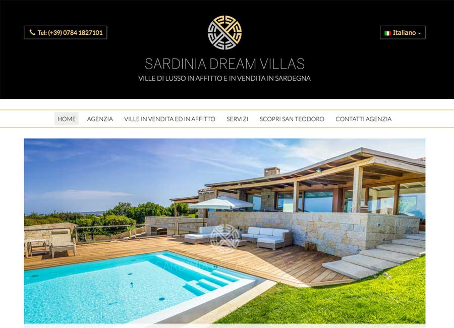 Sardinia Dream Villas